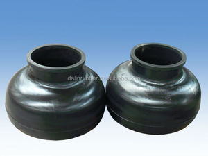 oil well drilling mud pump pulsation dampener rubber diaphragm