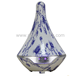 Chinese style vase shape porcelain essential oil diffuser cold aroma air diffuser