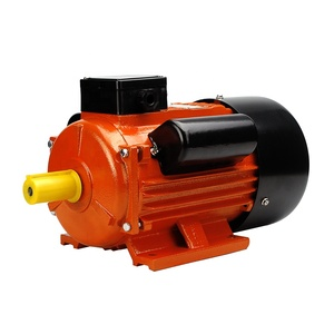 High Torque Single Phase 110V / 220V / 240V Small Electric Motor