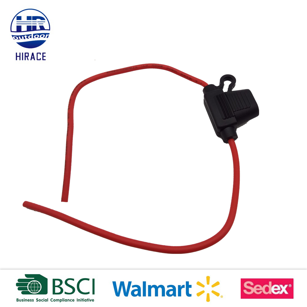 12v Water Resistant Add A Circuit Blade Type Inline Fuse Holder Addacircuit Buy Holderadd Holder12v