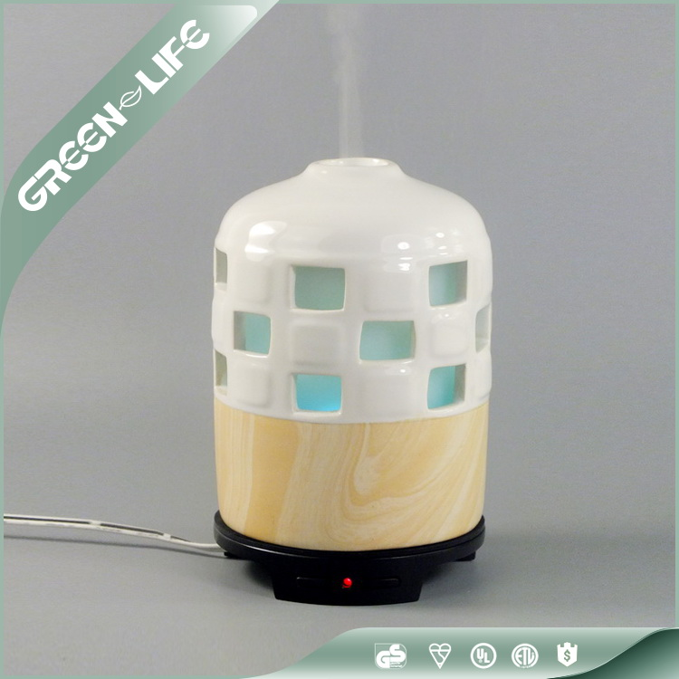 Light Diffuser Essential Oil, Aroma Bloom Difuser Aromatherapy