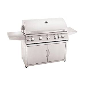 """40"""" Sizzler Built-in Grill with Cart Fuel Type: Natural Gas"""