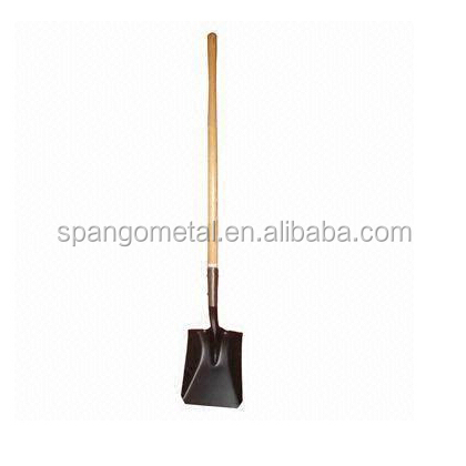 S518Y SPOON SHOVEL WITH WOODEN HANDLE