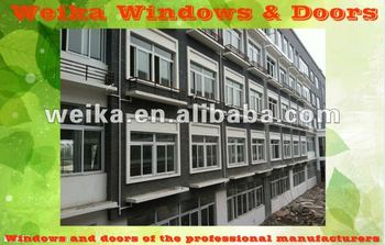 Sliding Windows for the building