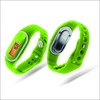Factory ankle pedometer and calorie pedometer watch with wristband