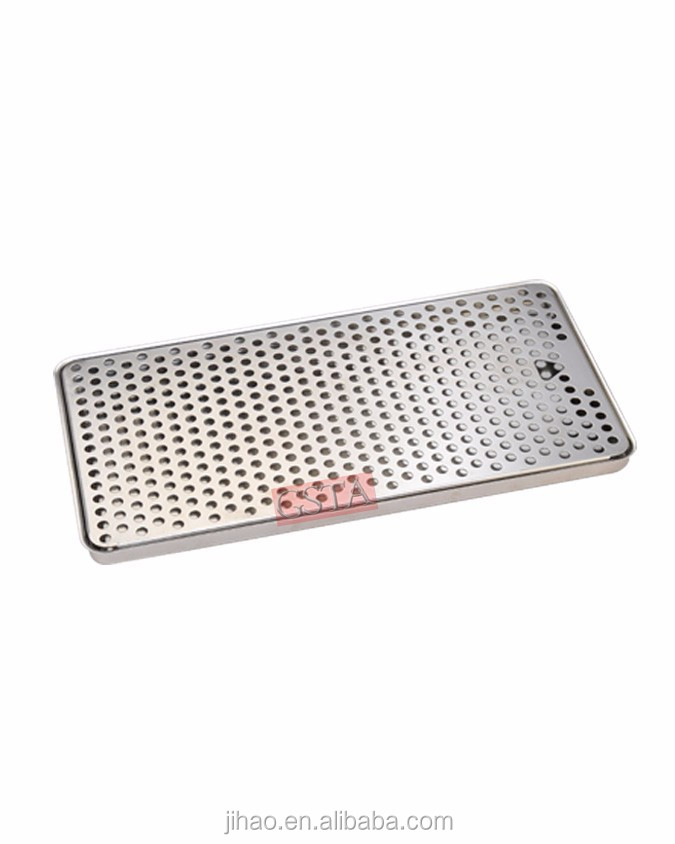 Durable stainless steel Beer drip tray