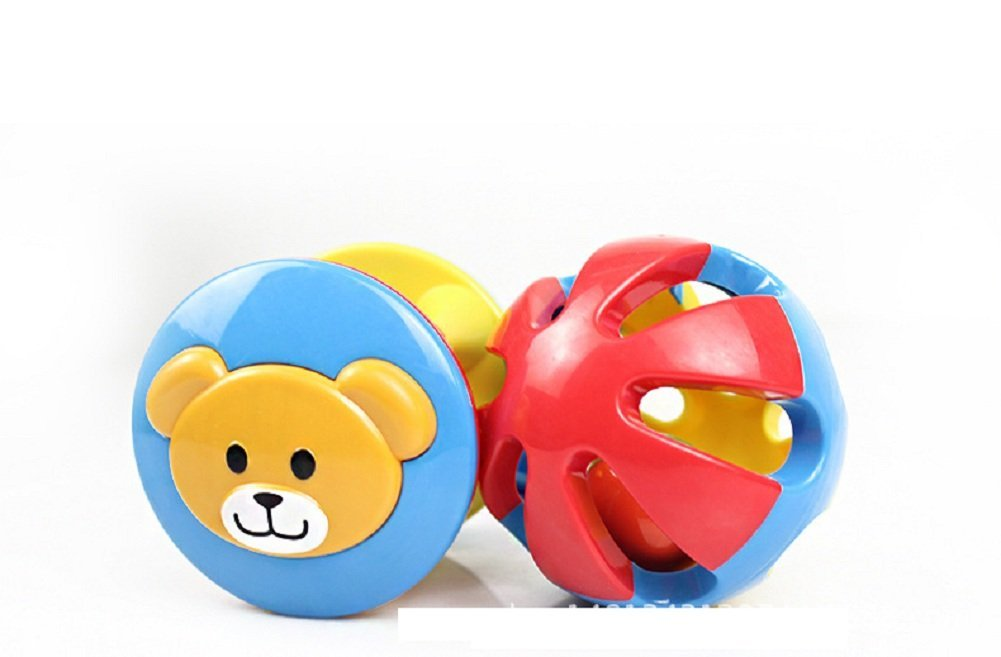 Musical Toys For 1 Year Olds : Buy lara ball puzzle rattle bell ball grasping the ball baby toys 6
