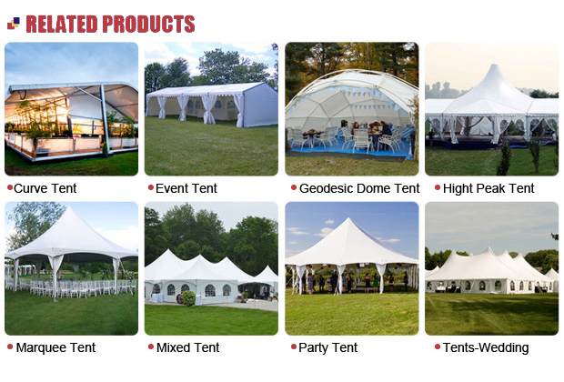 Big Outdoor Canopy Tent For Parties 20x20 20x30 20x40 20x60