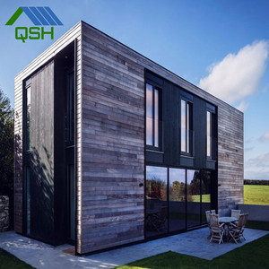 expandable prefabricated structure steel shed moving coffee container house with chinese manufactured homes