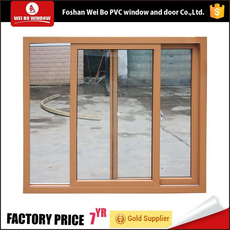 Korea Brand Upvc Wooden Grains Color Windowdirect Supply Sliding Windows Buy Pvc Frame Sliding Glass Windowfactory Direct Supply Windowsliding