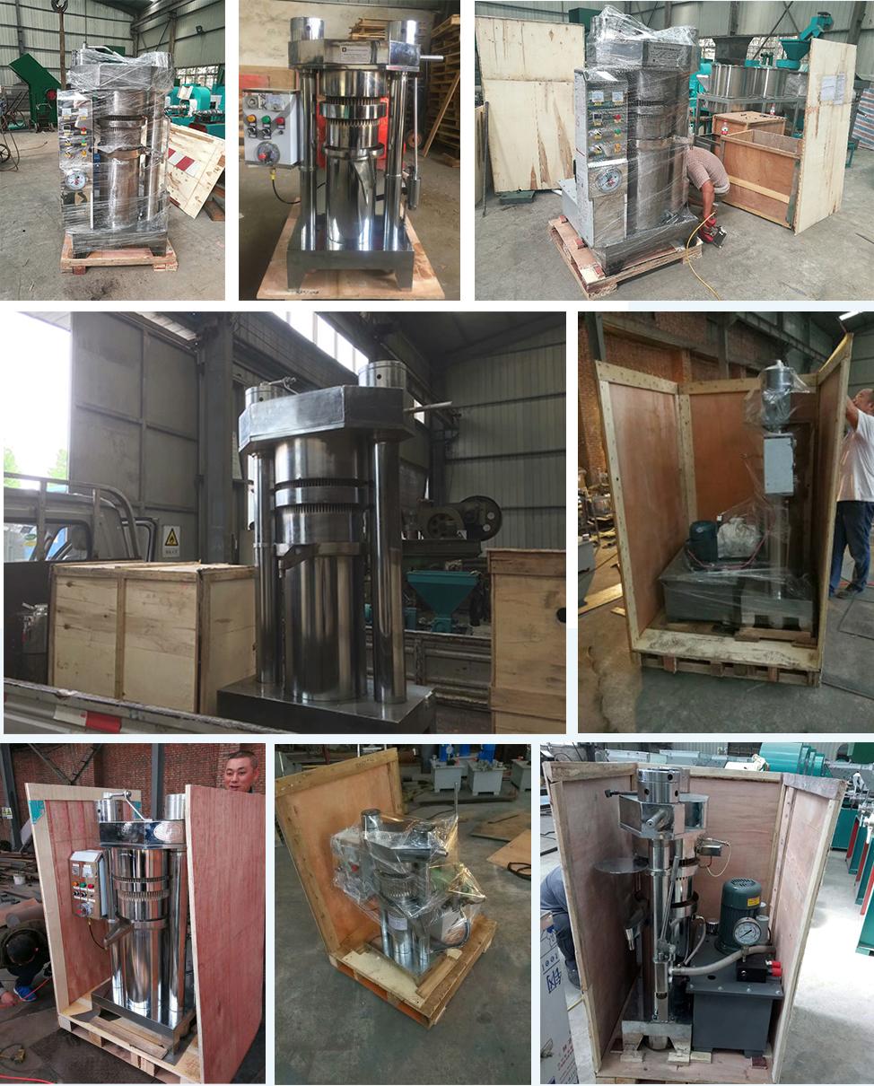 2019 Coconut essential virgin coconut oil extracting machine/ hydraulic oil press