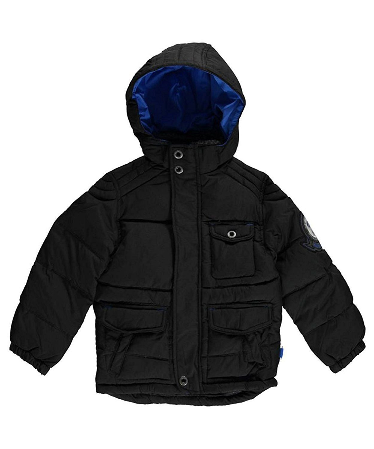 Hawke & Co. Little Boys' Continental Brigadier Insulated Jacket