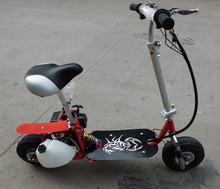 Hot Sale Gasoline Scooter Foldable 49cc Petrol Scooter