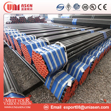 Chinese Manufacturer Prime Quality Carbon Steel Welded ERW Steel Pipe