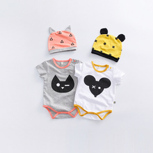Taobao Baby Clothes Store Hot Sale Interior Design 100% Organic Cotton Blank Baby Carter's rompers