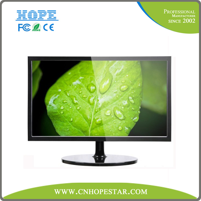 "19"" monitor with hd mi speaker 19 inch Led Monitor wild screen PC displayer"