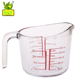 Prepware Glass Measuring Cup, Clear with Red Measurements