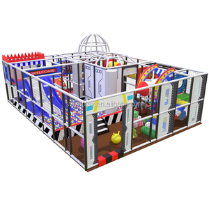 New china products for sale Indoor playground kids play center