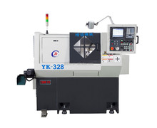 YK-25E YK-32E Gang type cnc lathe machine mini cnc lathe