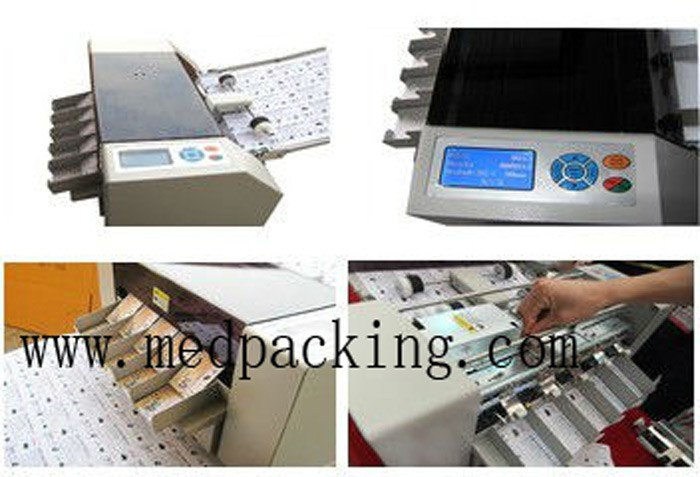 Large Scale Used Business Card Cutter Buy Automatic Business Card