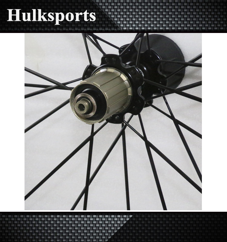 29 inch carbon fiber T700 MTB wheelset all mountain bicycle wheelsets 42mm width carbon fiber wheelset