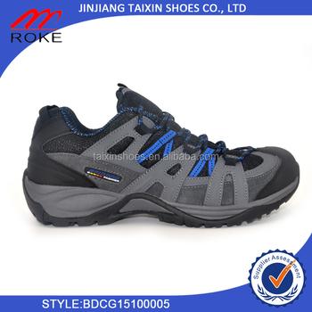 Semua cuaca naik sepeda sepatu sol karet tahan air hiking climbing sepatu f8c49bb7a7
