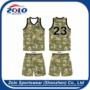 Factory latest style sportswear men cheap mesh basketball jerseys