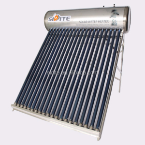 Sidite Factory Sale Various China Indoor Solar Water