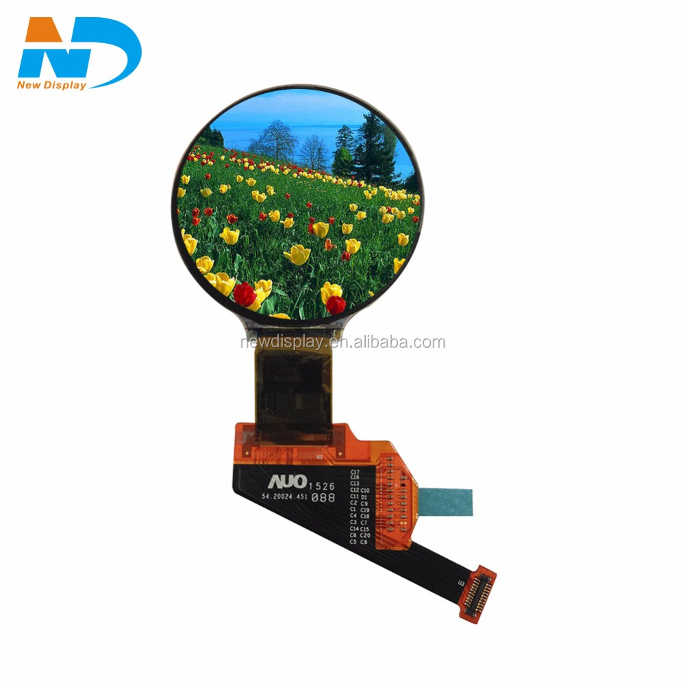 1.3 inch 360*360 Round LCD display with touch panel