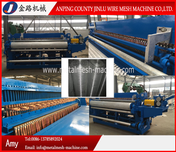 Jl-dh Electric Welded Wire Mesh Machine,Welded Wire