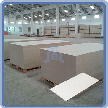 Fire Rated Insulation Waterproof Calcium Silicate MDF Board