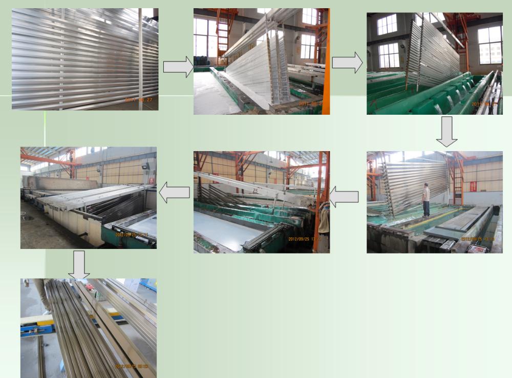 Prefabricated Glass Conservatory Aluminium Garden Green