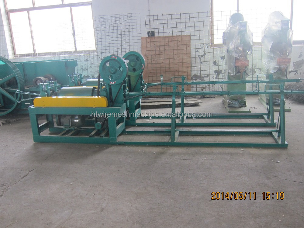 Hengtai straighting and cutting wire mesh machine automatically