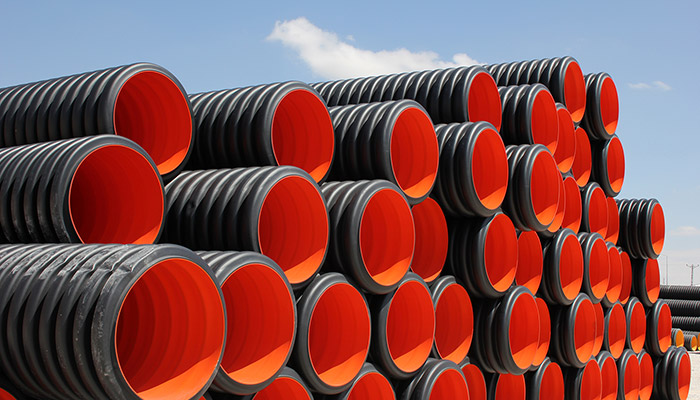 Most popular large diameter 24 inch corrugated drainage pipe