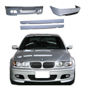 Pp Body Kit For 3series E46 4d M Tech Style 98 04