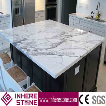 White Marble Kitchen Worktops,Kitchen Island Countertop - Buy Marble  Countertop,Kitchen Worktops,Kitchen Island Tops Product on Alibaba.com