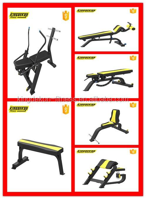 leg machine names