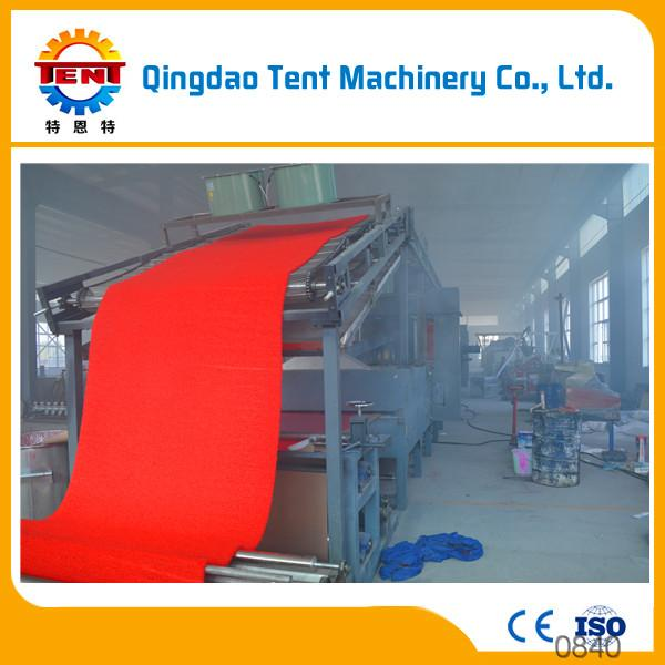 Good performance coir mat making machine