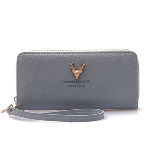 Womens Wallet Clutch Long Wallets Large Capacity Card Holder Purse