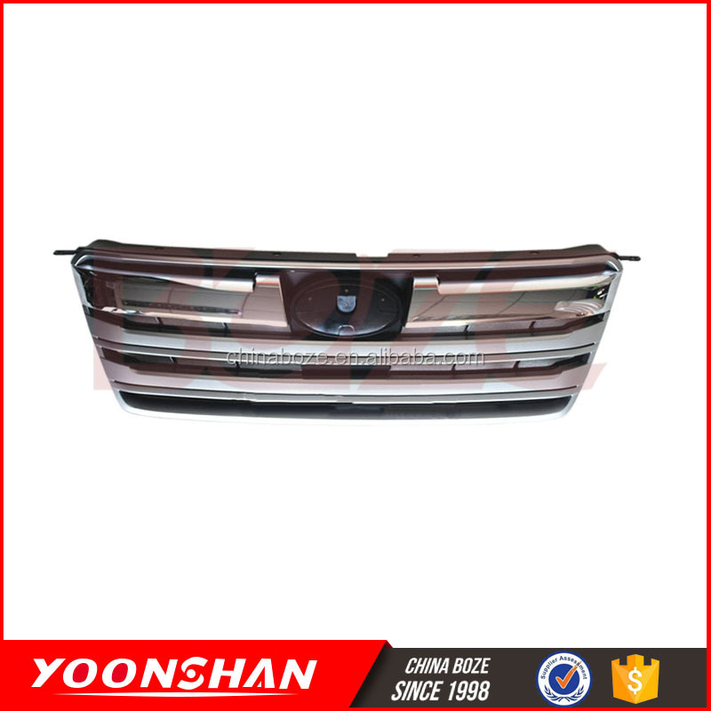 Auto parts car front bumper grill with outback 2013-14/91121-AJ120