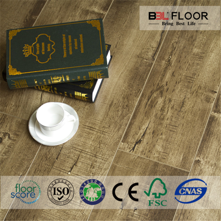 factory printing printed waterproof wood parquet laminate flooring wrapping machine for sale?