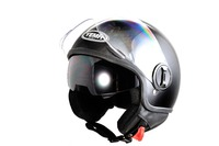 YM-631 2017 new product scooter motorcycle helmet half face helmet