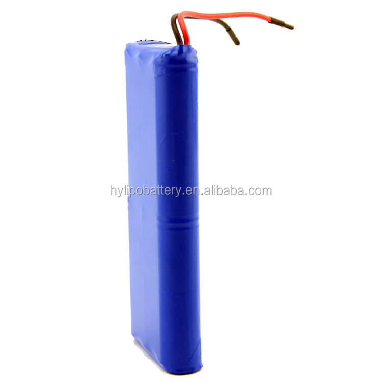 18650 Lithium Motorcycle Battery 12V 4400mAh with Korean Brand for Energy Storage