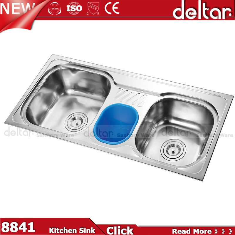Funktionsfähige Küche Waschbecken,Sri Lanka Doppelte Schüssel ...