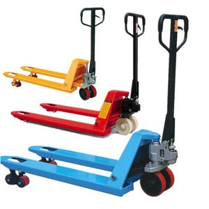 High quality 3 ton accept OEM manual forklift hydraulic hand pallet truck