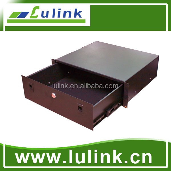 Wholesale Small Wall Mount Cabinets 2u/3u/4u 4u Slidable Drawer Network  Rack   Buy Many Small Drawers Cabinet,4u Rack Mount Cabinet,19u Rack Cabinet  Product ...