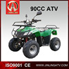 JLA-08-03 90cc 250cc atv trike mini bikes 70cc 4 wheel quad bike whole sale in Dubai
