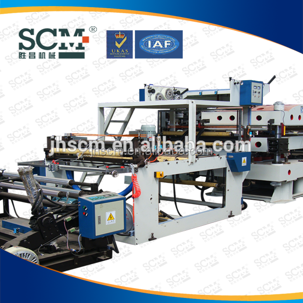 Full automatic hydraulic book cover foil stamping machine,book edge foil stamping machine