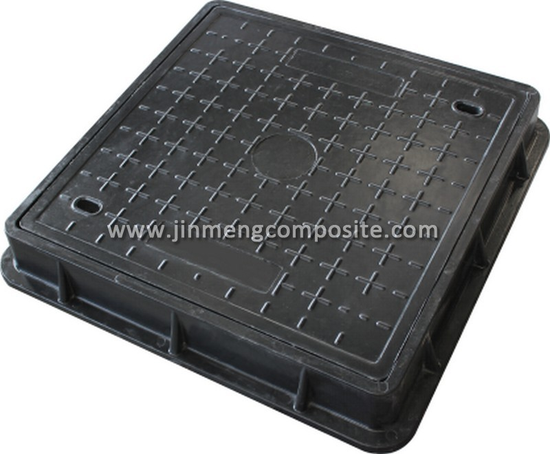 heavy ductile iron casting manhole cover gully grating with high quality