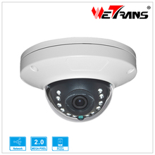 IP CCTV Vandalproof 2.0 מגה פיקסל HD <span class=keywords><strong>ראיית</strong></span> לילה אור כוכבים 0.0001 <span class=keywords><strong>Lux</strong></span> 8 m TR-IP20DD116 אינפרא אדום IP Kamera